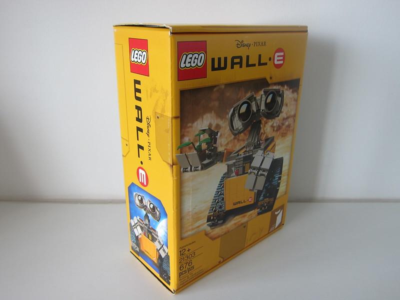 LEGO IDEAS Wall-E 21303 - Box