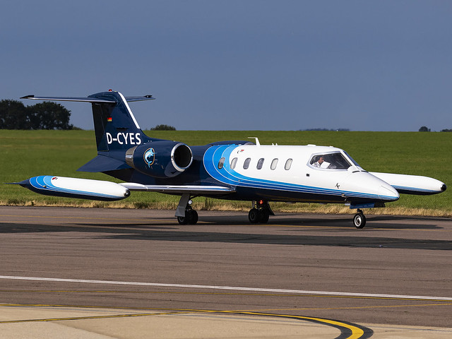 Air Alliance | Gates Learjet 35 | D-CYES