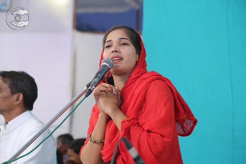 Bhojpuri Geet by Sadhna Sargam Ji, UP