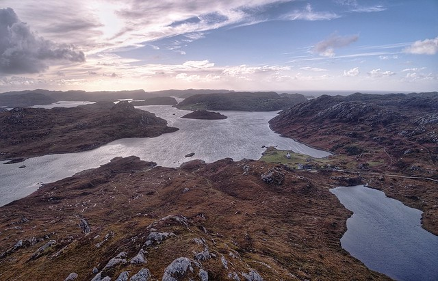 Middle of Nowhere, Assynt