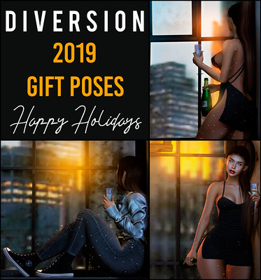 Diversion - new group gift