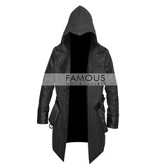 Assassin's Creed Syndicate Jacob Frye Wool Coat