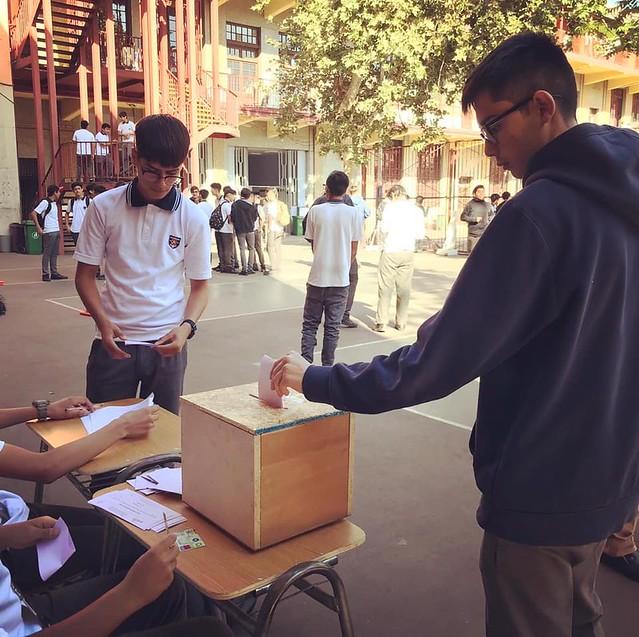 Proceso electoral CEESA 2020