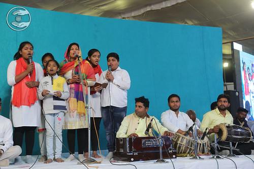 Devotees from Khushi Nagar