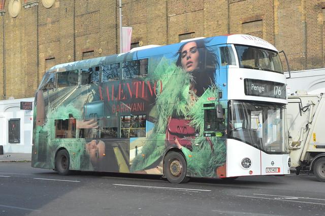 LT 422 (LTZ 1422) Go-Ahead London Central