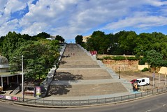 Potemkin Stairs | ODESSA