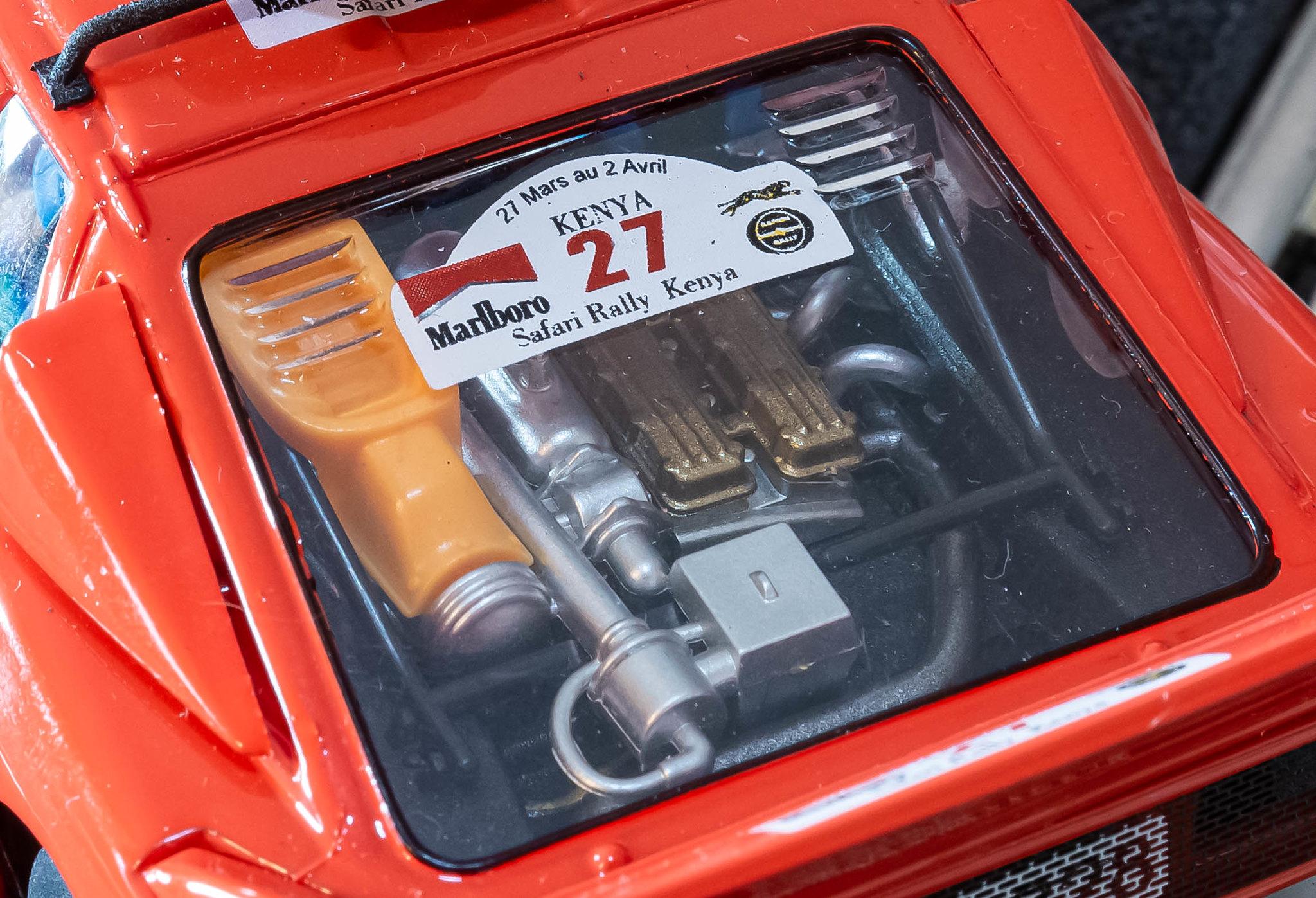 Rally Safari 1986