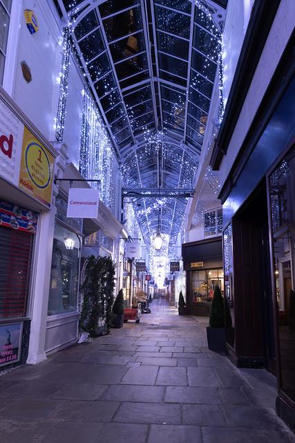 Cardiff's Christmas Lights 2019