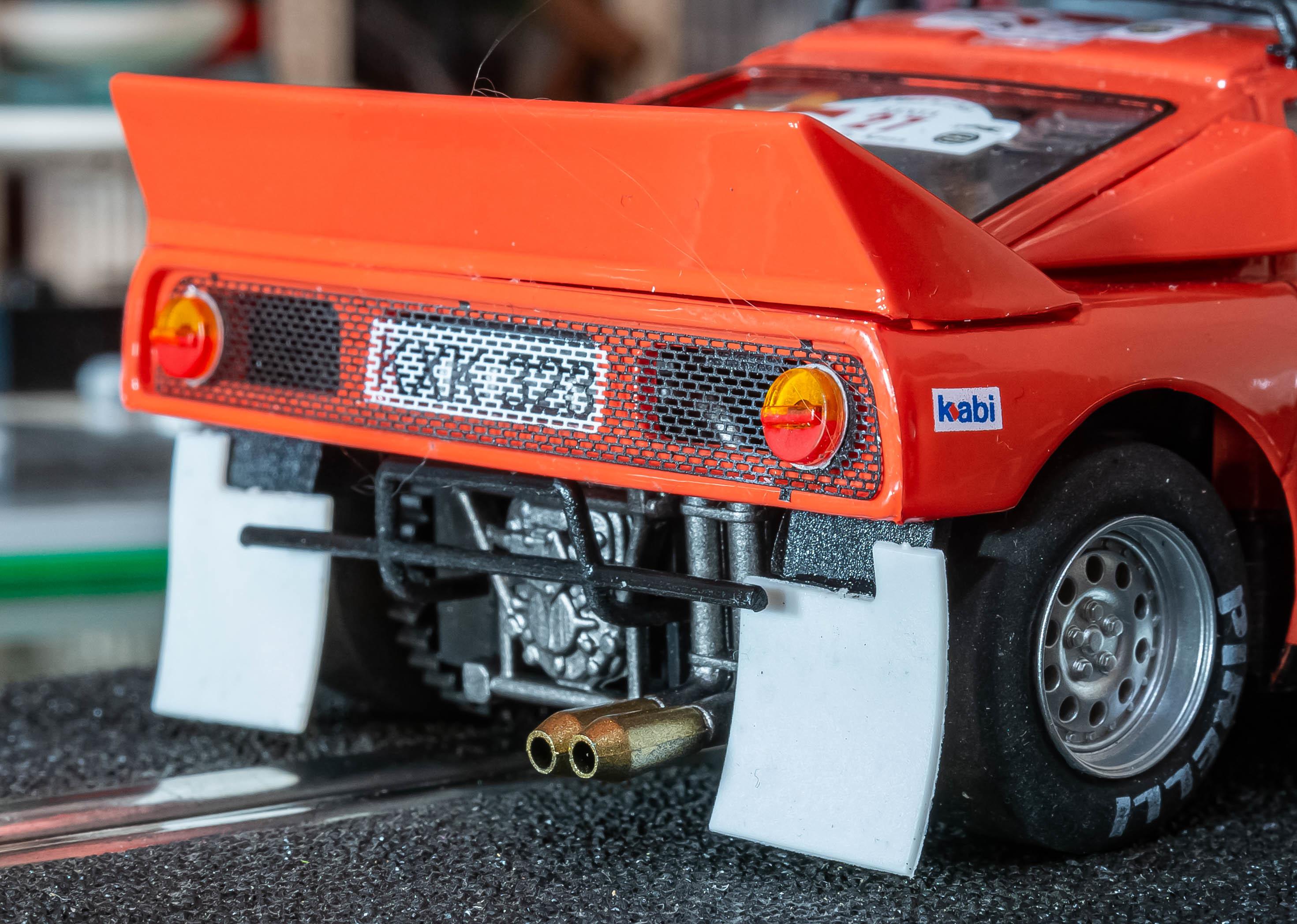 Lancia Safari