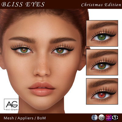 Bliss Eyes - Christmas Edition (Gift)