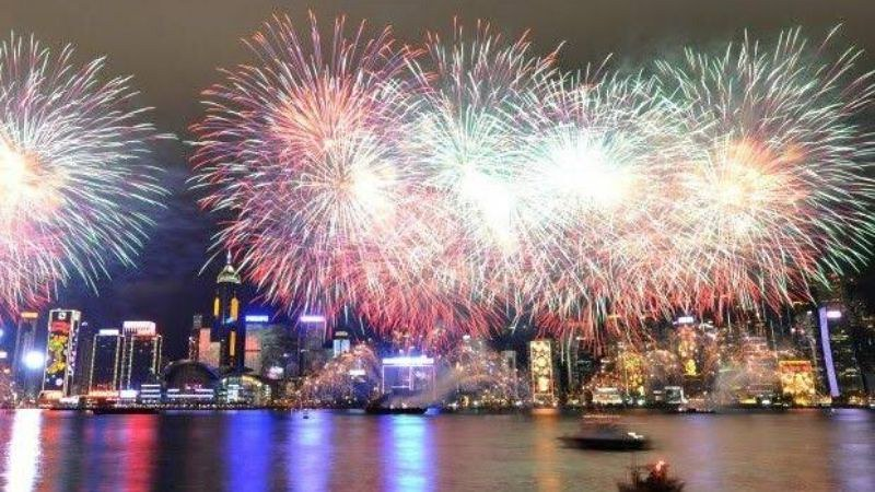 best new year parties in the world