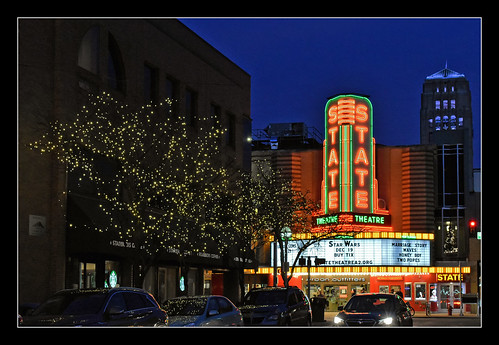 michigan washtenawcounty annarbor statetheatreannarbor night