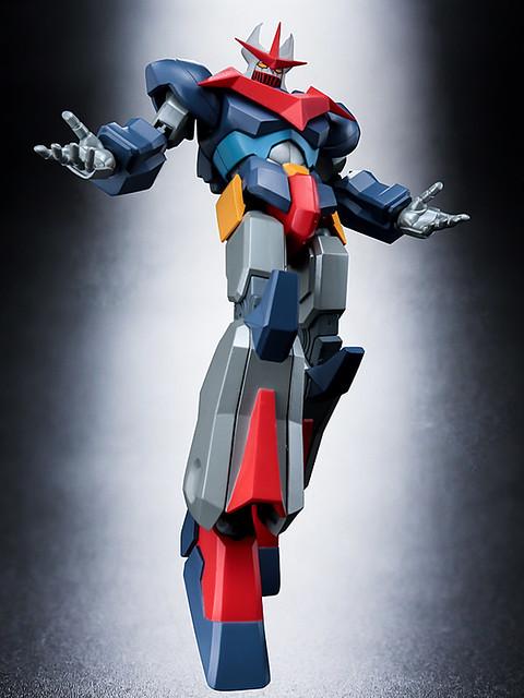 永井豪×大張正己×千值練 FRAME ACTION MEISTER《海王星戰士》Psycho Armor Govarian(サイコアーマー ゴーバリアン)
