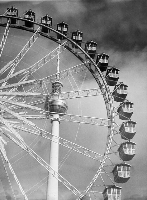 Caffenol: Fernsehturm og pariserhjul