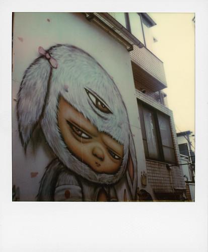 Alex BKK at Design Festa Gallery (Tokyo, Japan)