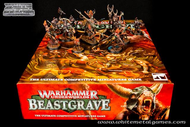 Beastgrave Studio Army 0500-30