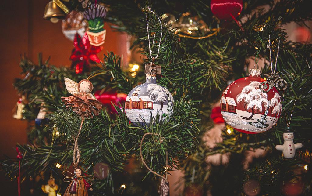 Merry Christmas / Áldott Karácsonyt