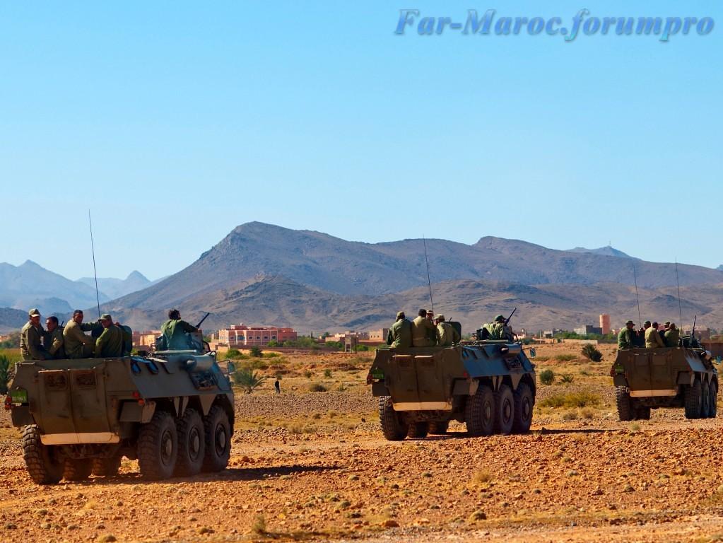 Renault VAB VTT et VCI des Forces Armées Royales 49269402947_c6ea794aa0_b