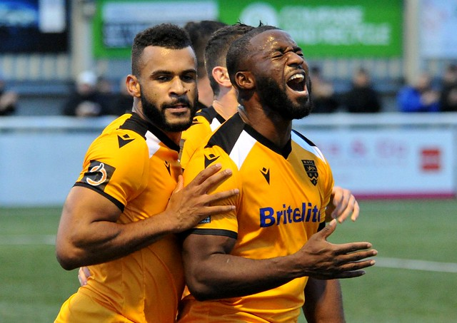 NLS: Maidfstone United 2-3 Dorking Wanderers