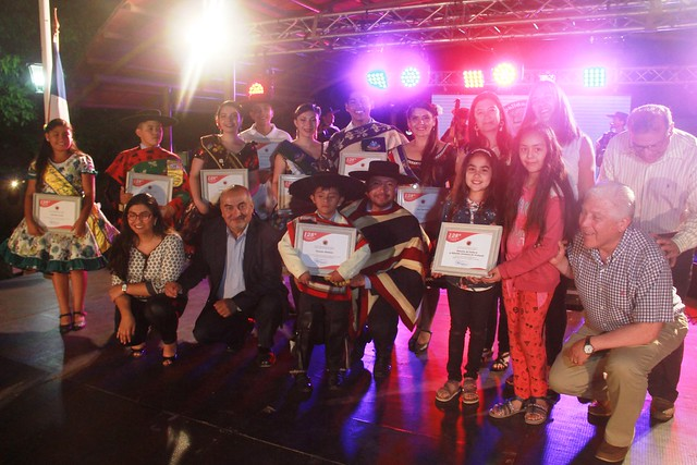 Coltauco celebr� su 128� aniversario con un gran evento folcl�rico