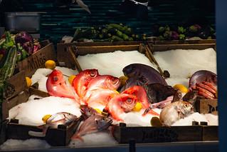 Fresh Fish On The Menu