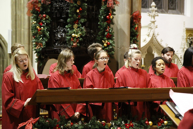 St Chad's Cathedral Carol Service 2019