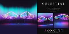 FOXCITY. Photo Booth - Celestial (Rainbow)
