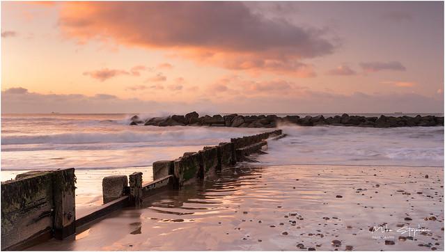 Sunrise, Aberdeen Beach