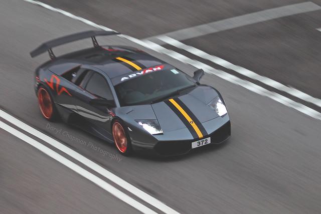 Lamborghini, Murcielago LP640, Shek O, Hong Kong