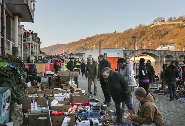 Namur Sunday Market