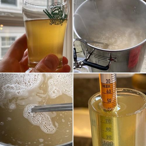 Hoarder Intervention #3 Brew Day