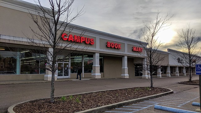 Campus Book Mart, Oxford, MS