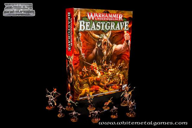 Beastgrave Studio Army 0500-26