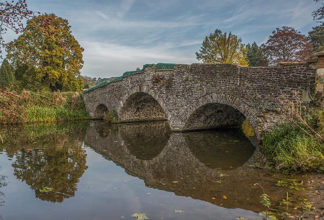 Autumn at Waverley Abbey