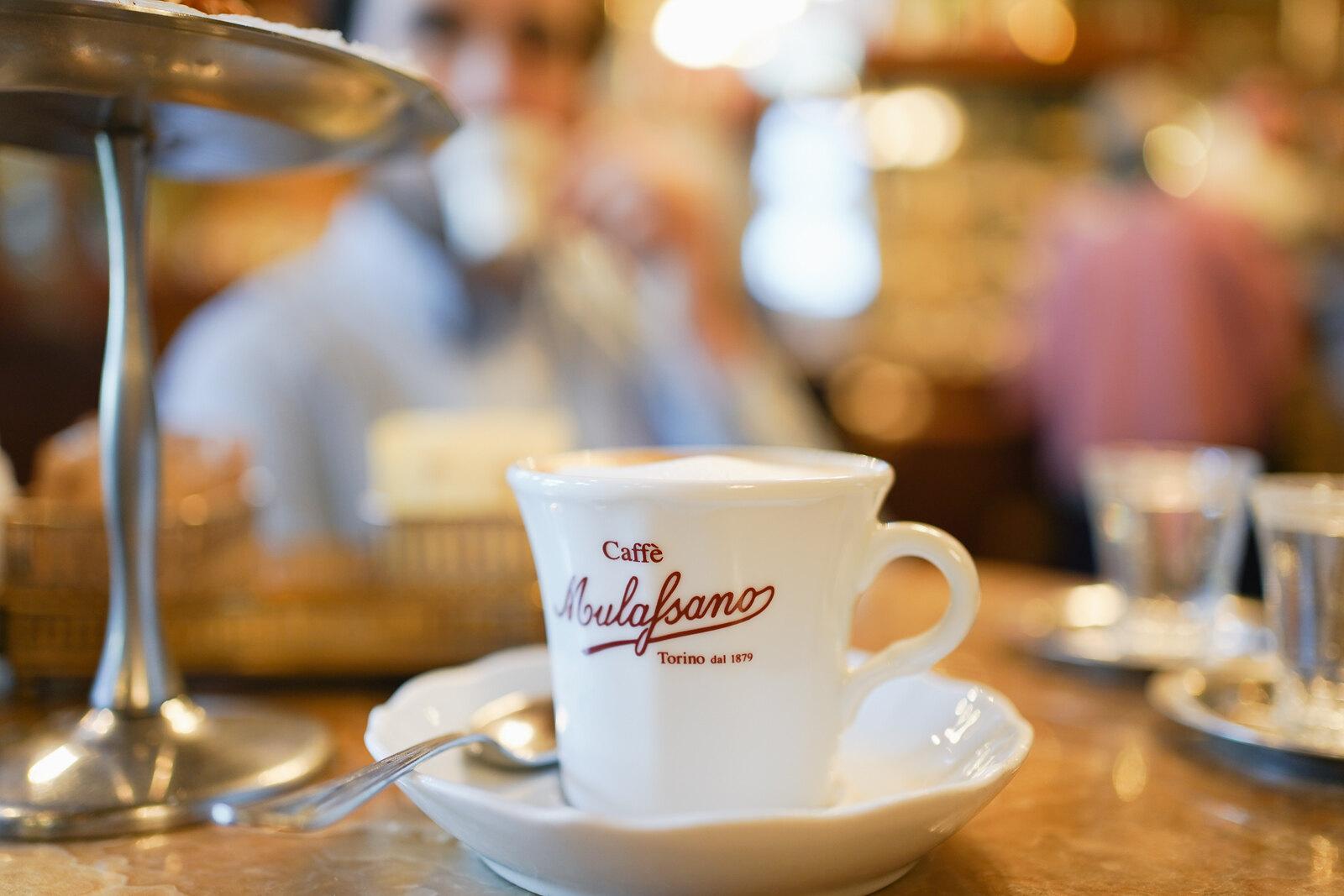 Torino - Cafe Mulafsano