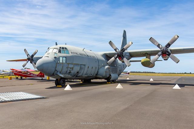 RAAF C-130H Hercules A97-011