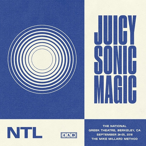 The National - Juicy Sonic Magic Live In Berkeley