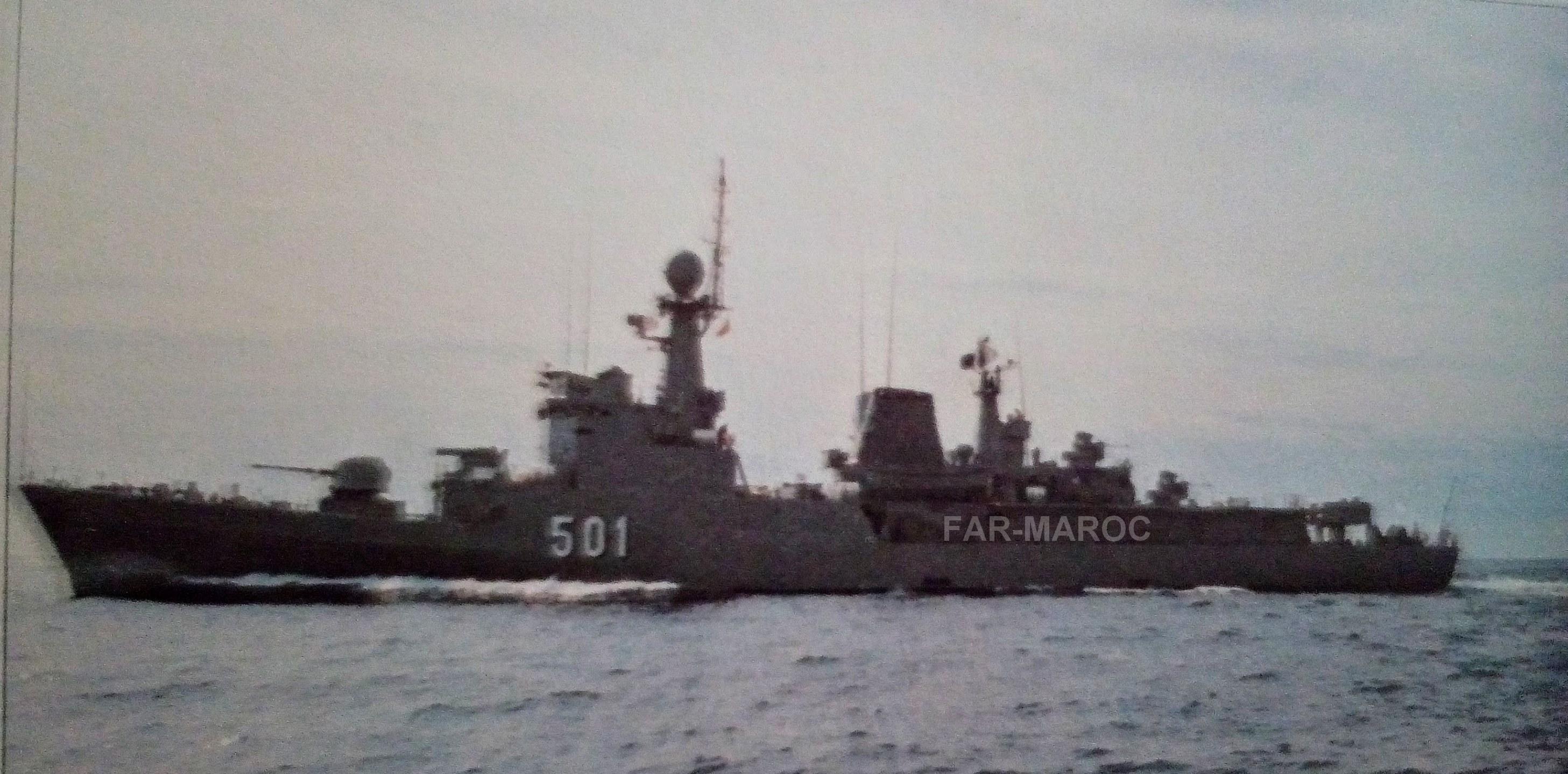 Royal Moroccan Navy Descubierta Frigate / Patrouilleur Océanique Lt Cl Errahmani - Bâtiment École - Page 4 49270377341_11d60ef706_o