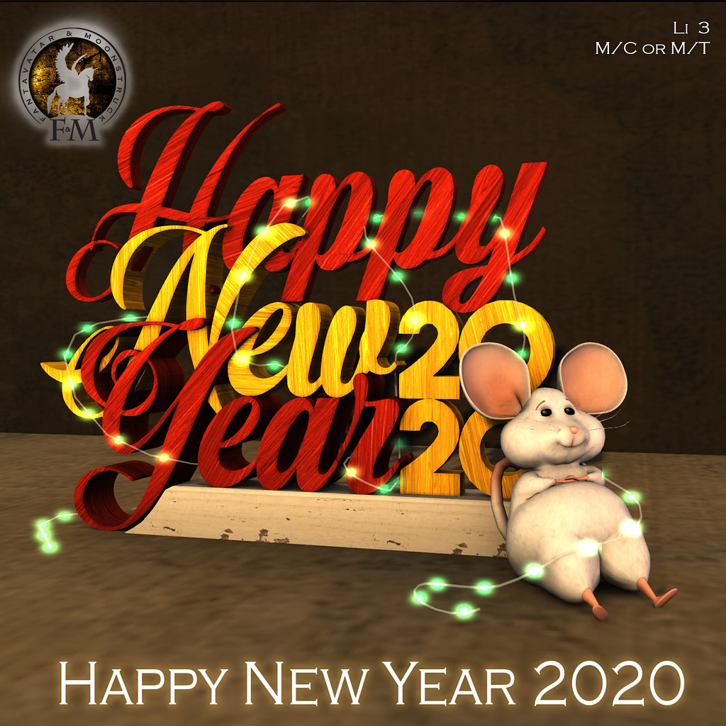 F&M * Happy New Year 2020