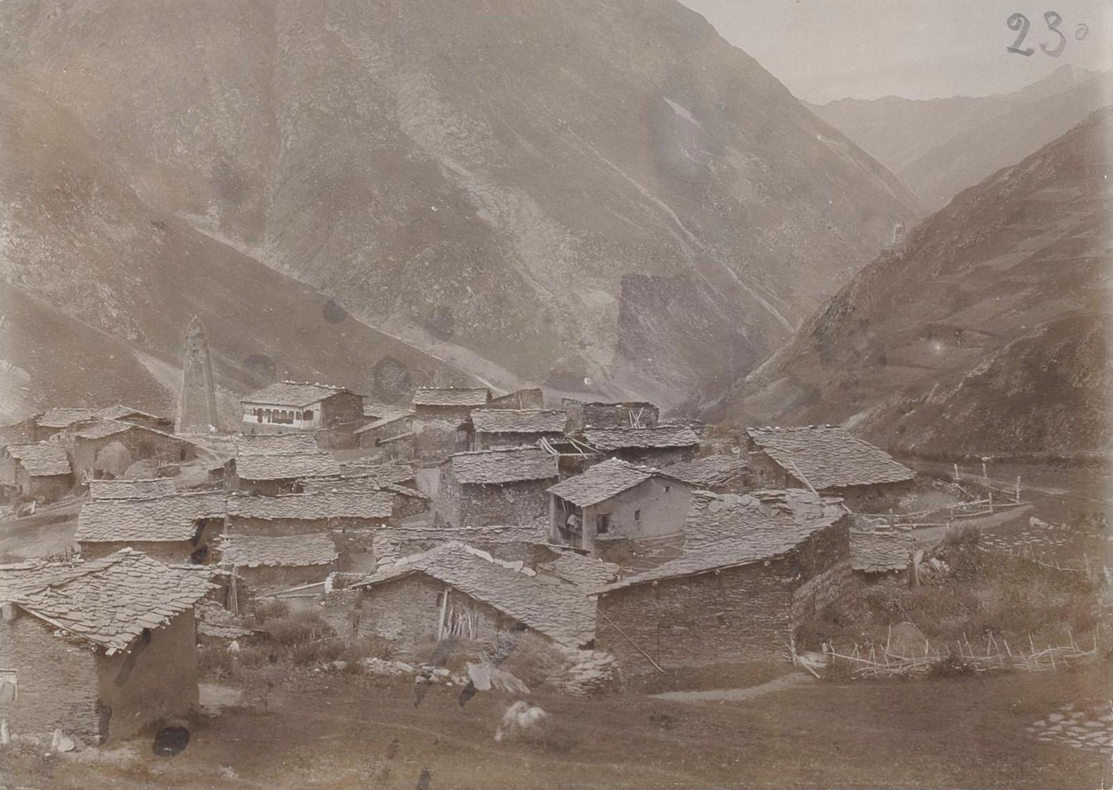 35. Восточный Кавказ. Деревня Парома, Алазанская долина. Август