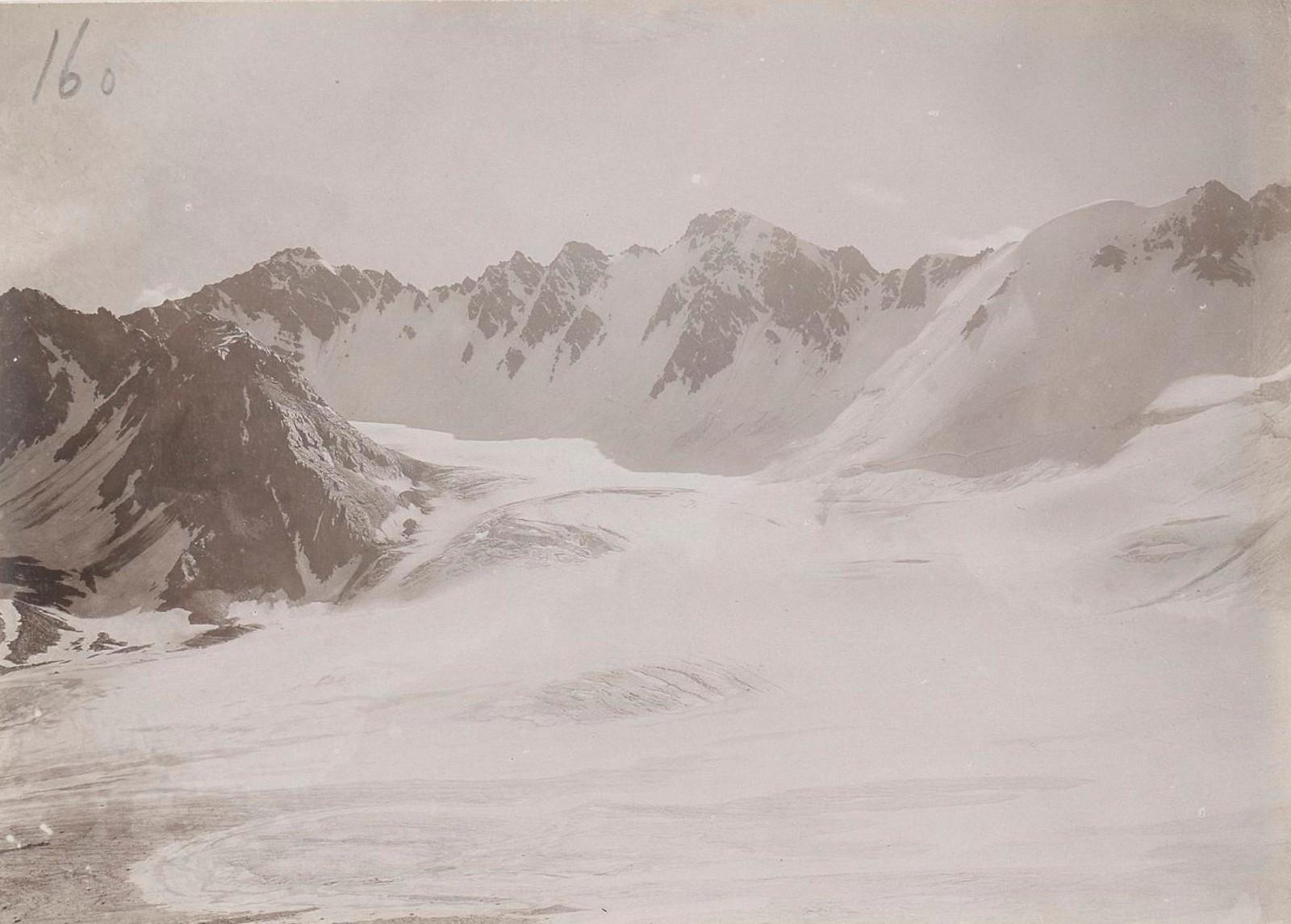 09. Восточный Кавказ. Ледник перевала Катчу (2)