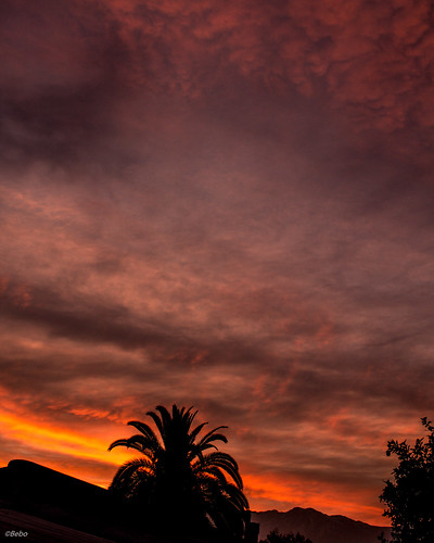 sunrise goldenhour red sky redsky clouds cloudysky santiago santiagochile canon canont5