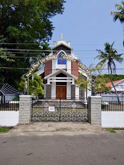 Santa Cruz Cathedral Cemetery