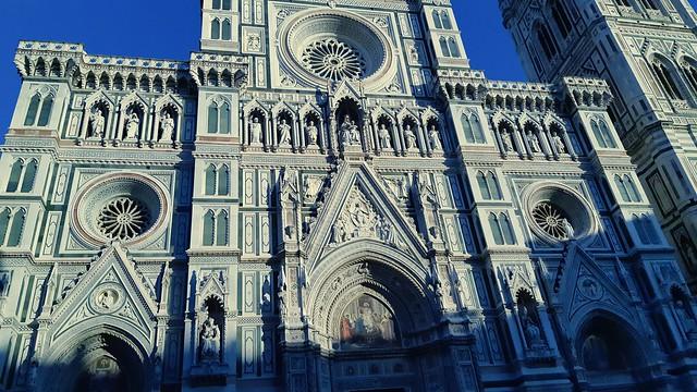 Italy, Firenze; Cattedrale di Santa Maria del Fiore; November 2019;