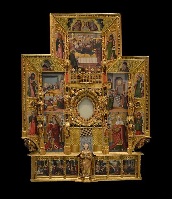 Museo de Bellas Artes, Sacral Art