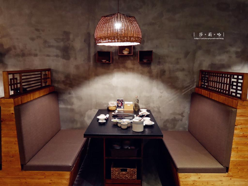 台北大同區南京西路必吃人氣火鍋餐廳推薦本鼎堂 (4)