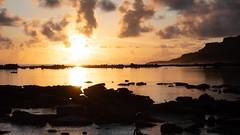Sunrise at Sirena Beach