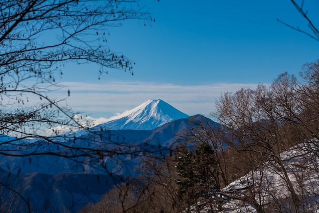 富士山@七ツ石小屋直下
