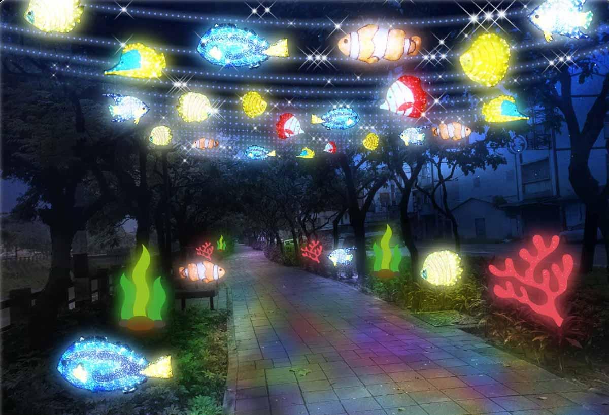 2020屏東綵燈節-跟著左豪吃不胖 屏東旅遊玩樂-10
