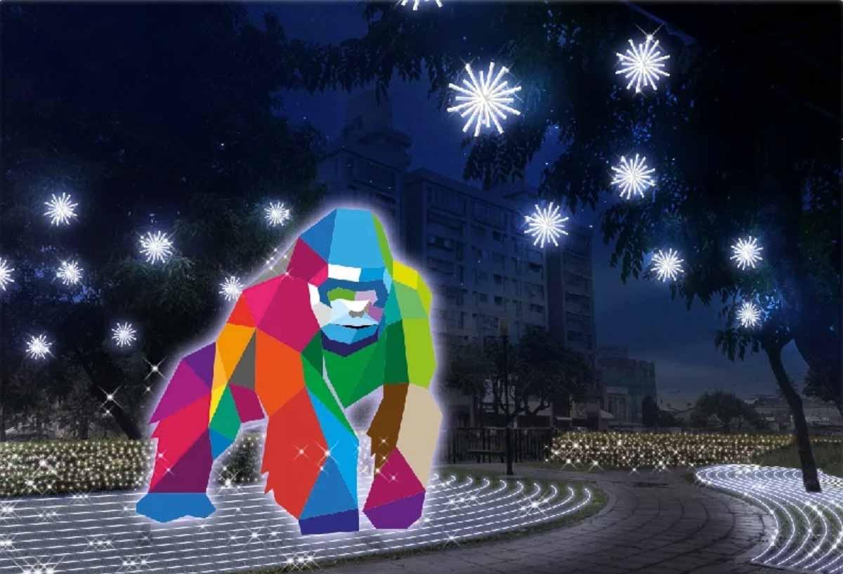 2020屏東綵燈節-跟著左豪吃不胖 屏東旅遊玩樂-12